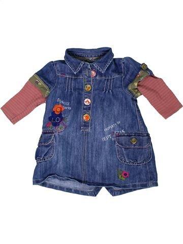 Vestido niña NEXT azul 9 meses invierno #1304870_1