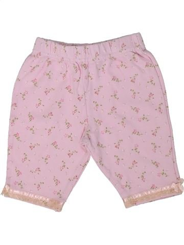 Pantalon fille ZIP ZAP rose 3 mois été #1304883_1