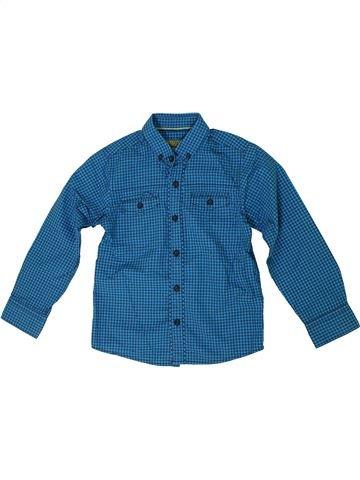 Chemise manches longues garçon TED BAKER bleu 8 ans hiver #1305017_1