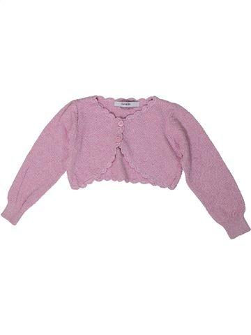 Bolero niña GEORGE rosa 3 años invierno #1305023_1