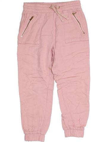 Pantalon fille H&M rose 6 ans été #1305028_1