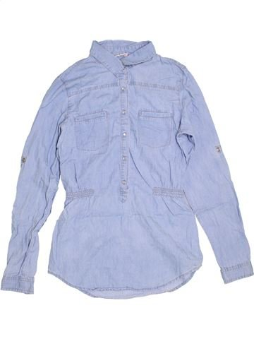 Blouse manches longues fille RESERVED bleu 14 ans hiver #1305105_1