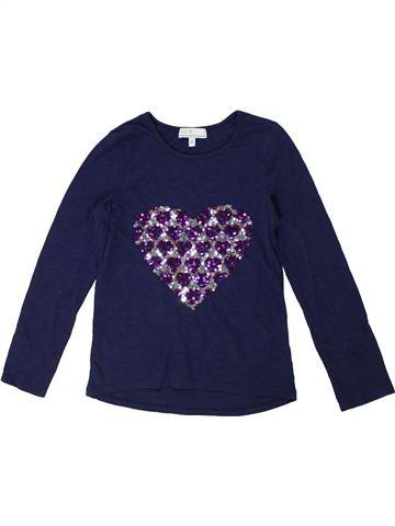 Camiseta de manga larga niña MINI B azul 8 años invierno #1305107_1