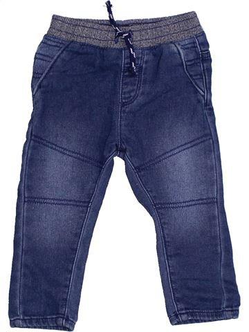 Pantalon garçon NUTMEG bleu 9 mois été #1305154_1