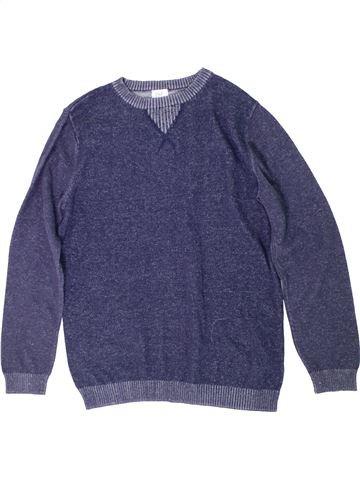 jersey niño F&F violeta 12 años invierno #1305466_1