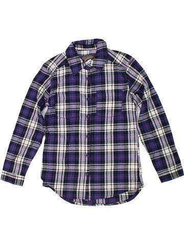 Camisa de manga larga niño PRIMARK azul 9 años invierno #1305481_1