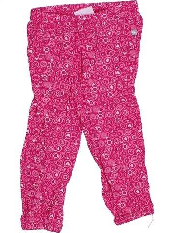 Pantalon fille LIEGELIND rose 18 mois été #1305497_1