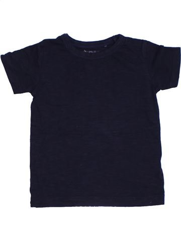 T-shirt manches courtes garçon NEXT noir 18 mois été #1305534_1