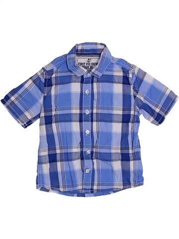 Camisa de manga corta niño NEXT violeta 2 años verano #1305619_1