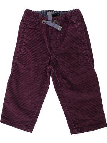 Pantalón niño MINI BODEN marrón 2 años invierno #1305620_1