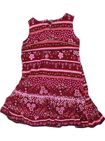 Vestido niña TOPOLINO violeta 6 años invierno #1305681_1
