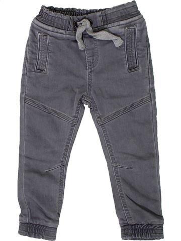 Pantalón niño MATALAN azul 2 años invierno #1305717_1