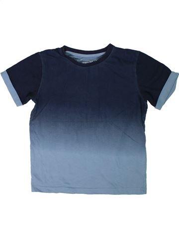 T-shirt manches courtes garçon PEP&CO bleu 6 ans été #1305768_1