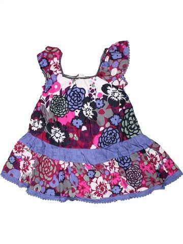 Robe fille MONSOON violet 8 ans été #1305769_1