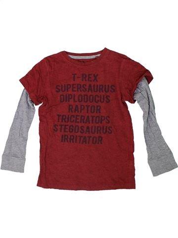 Camiseta de manga larga niño NEXT rojo 5 años invierno #1305772_1