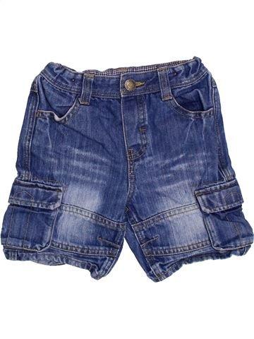 Short-Bermudas niño JOHN LEWIS azul 3 años verano #1305787_1