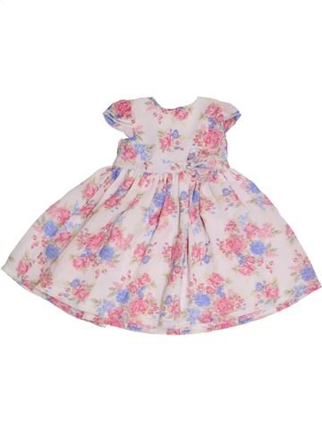 Vestido niña GEORGE rosa 9 meses verano #1305847_1