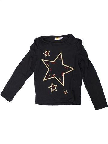 T-shirt manches longues fille KIDS noir 6 ans hiver #1305850_1