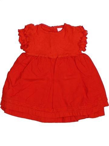 Robe fille NEXT rouge 3 mois été #1305935_1