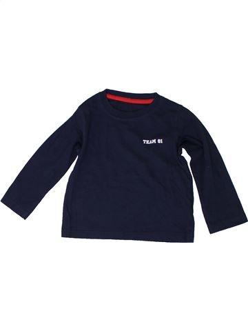 Camiseta de manga larga niño BHS negro 2 años invierno #1305950_1