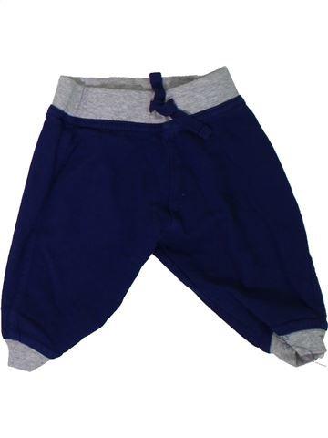 Pantalón niño AVENUE BABY azul 6 meses invierno #1305979_1