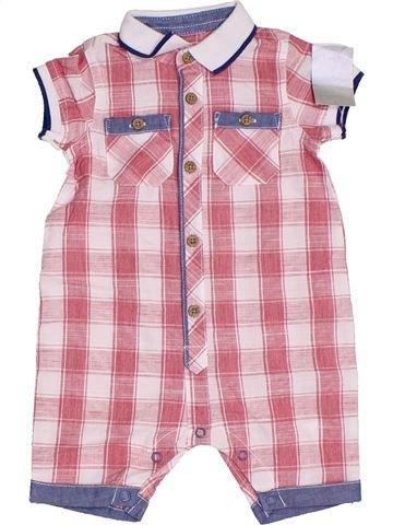 Combinación corta niño MATALAN rosa 6 meses verano #1306058_1