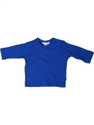 T-shirt manches longues garçon H&M bleu 3 mois hiver #1306071_1