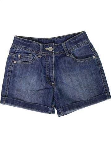 Short-Bermudas niña GEORGE azul 8 años verano #1306087_1