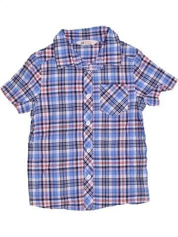 Camisa de manga corta niño H&M gris 5 años verano #1306166_1