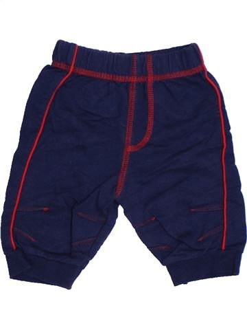 Pantalon garçon GEORGE bleu 3 mois hiver #1306235_1