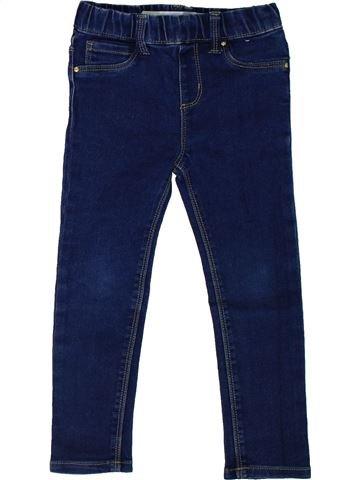 Pantalón niña PRIMARK azul 5 años invierno #1306309_1