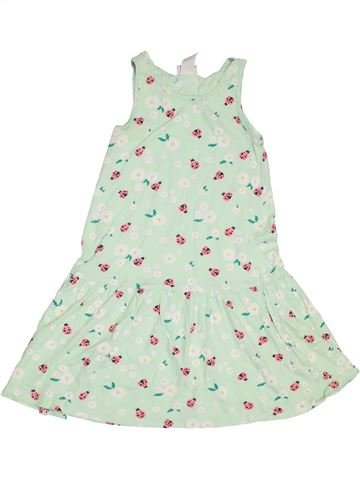 Vestido niña H&M blanco 8 años verano #1306317_1