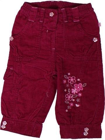 Pantalón niña OKAY violeta 9 meses invierno #1306348_1