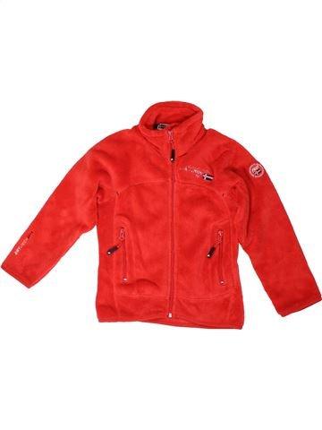 Chaleco niña GEOGRAPHICAL NORWAY rojo 4 años invierno #1306360_1