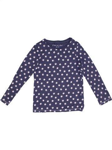 T-shirt manches longues fille NEXT bleu 7 ans hiver #1306389_1