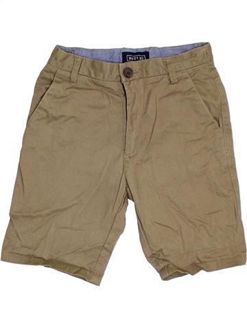 Short - Bermuda garçon NEXT marron 11 ans été #1306431_1