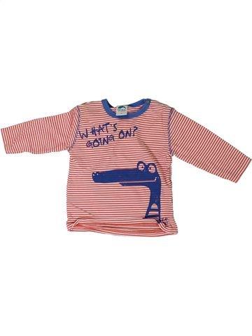 Camiseta de manga larga niño SANETTA rosa 6 meses invierno #1306550_1