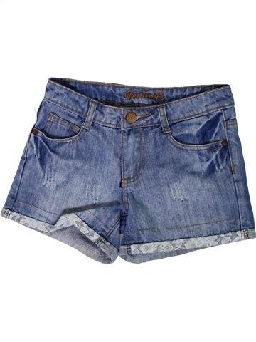 Short - Bermuda fille PRIMARK bleu 11 ans été #1306694_1