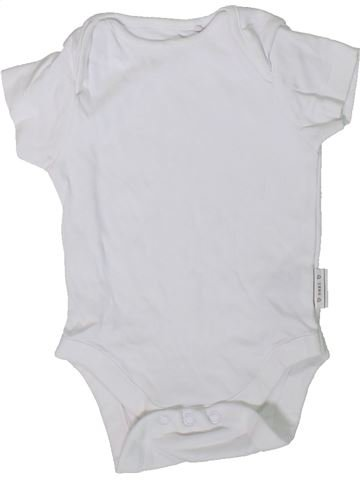 Camiseta de manga corta unisex NEXT blanco 6 meses verano #1306792_1