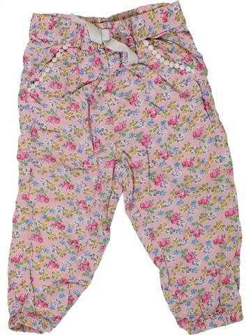 Pantalon fille NEXT beige 18 mois été #1306824_1