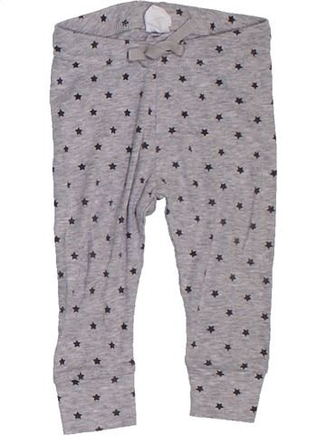 Pantalón niño H&M gris 6 meses verano #1306863_1