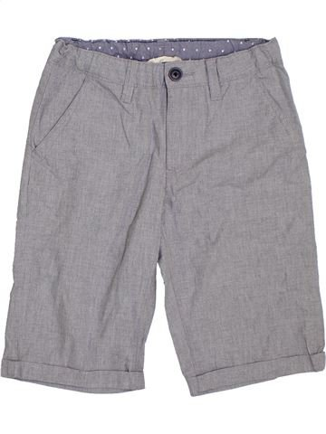 Short - Bermuda garçon H&M gris 11 ans été #1306904_1