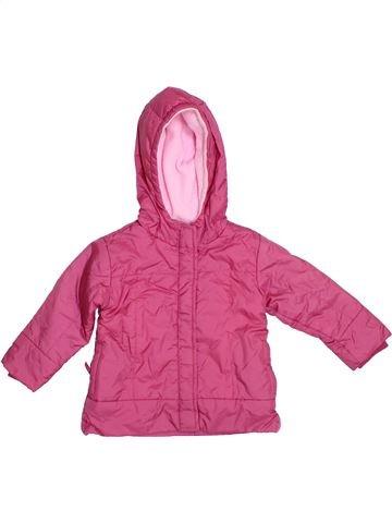 Abrigo niña PRIMARK rosa 2 años invierno #1307208_1