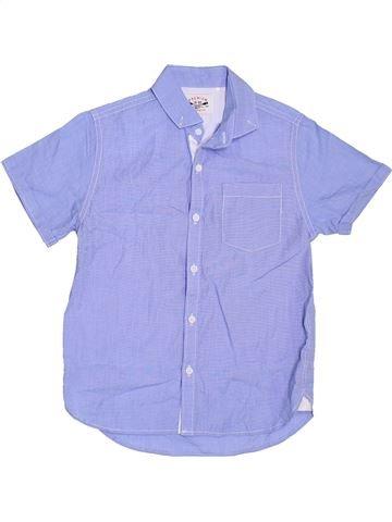 Camisa de manga corta niño NEXT violeta 7 años verano #1307244_1
