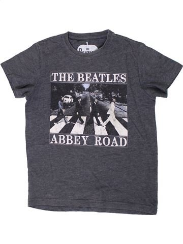Camiseta de manga corta niño NEXT gris 8 años verano #1307279_1