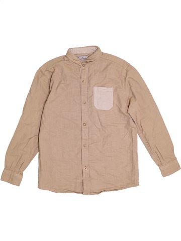 Camisa de manga larga niño JUNIOR rosa 12 años invierno #1307359_1