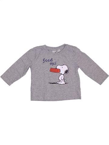 Camiseta de manga larga niño SNOOPY gris 2 años invierno #1307366_1