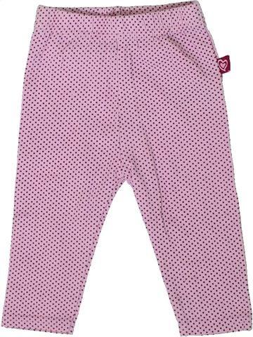 Legging niña OKAY rosa 6 meses verano #1307435_1