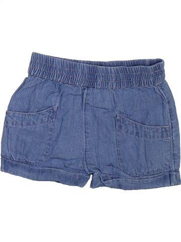 Short-Bermudas niña NEXT azul 9 meses verano #1307458_1