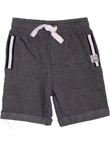 Short - Bermuda garçon TU gris 5 ans été #1307538_1